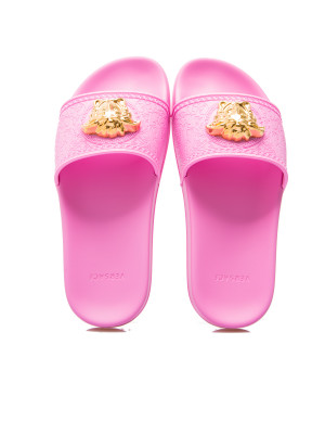 Versace Versace flap sandal