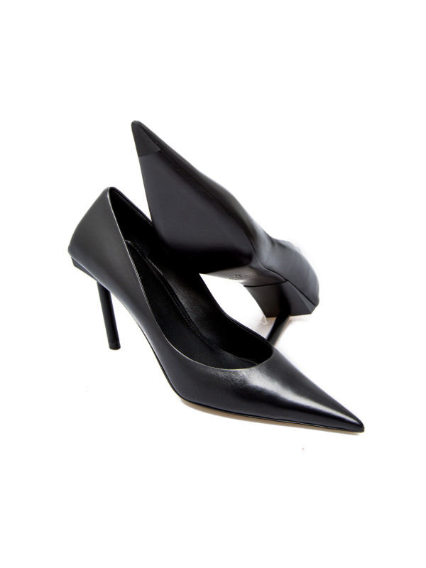 Balenciaga slash shoe m80 zwart