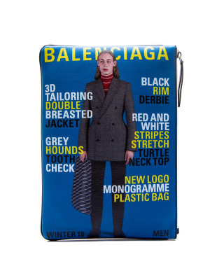 Balenciaga Balenciaga documents case