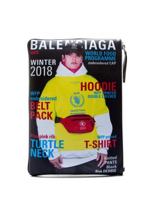 Balenciaga Balenciaga documents case