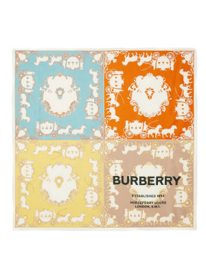 Burberry Burberry  carriage print