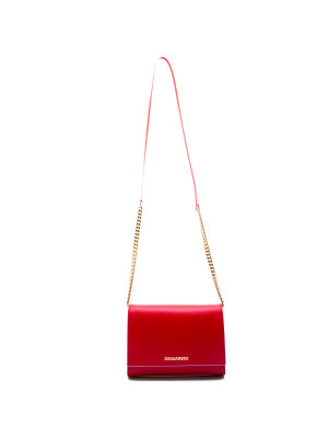 Dsquared2 Dsquared2 shoulder bag chain
