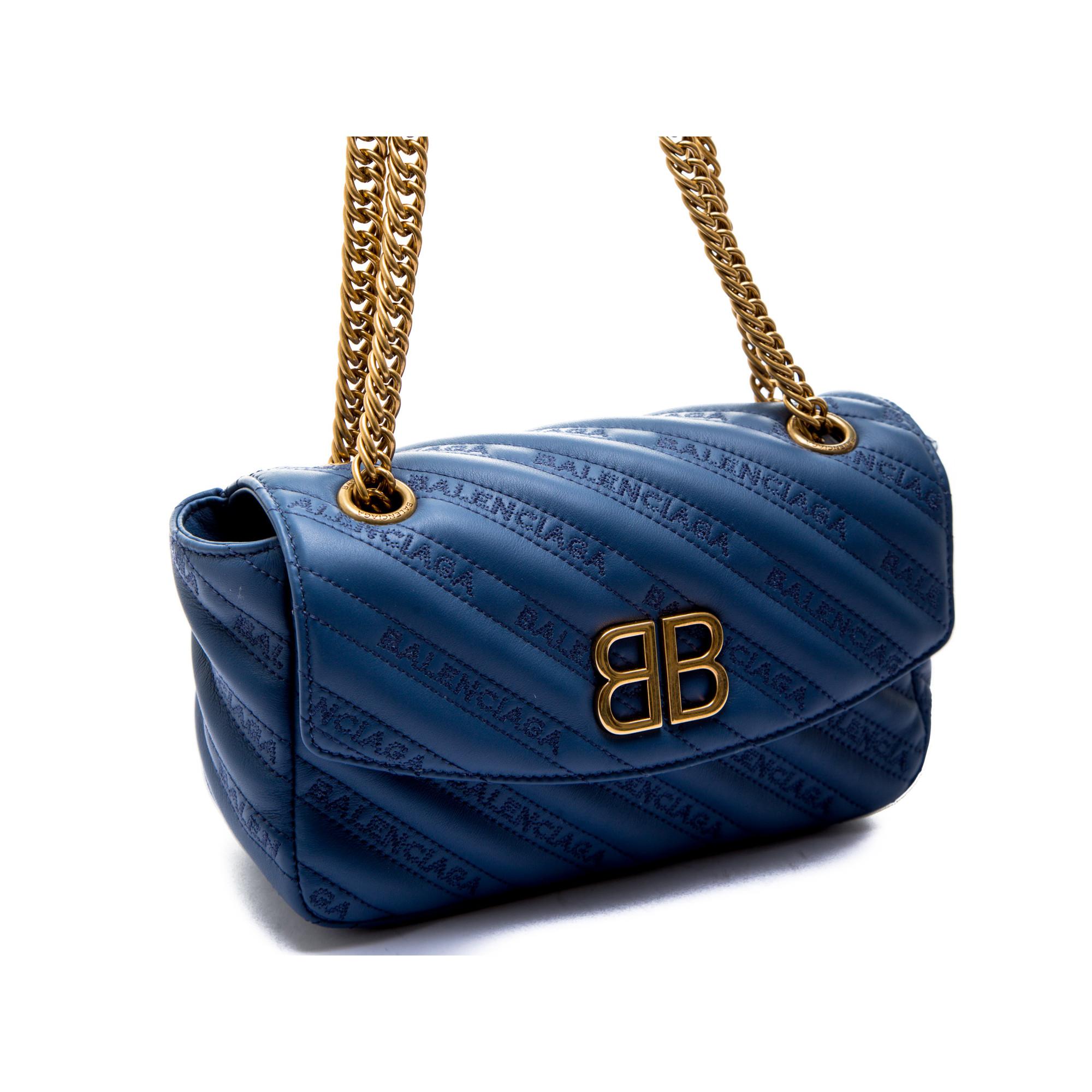 BB Round S bag Balenciaga CWchbjO