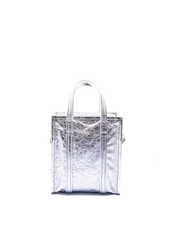 balenciaga silver bag