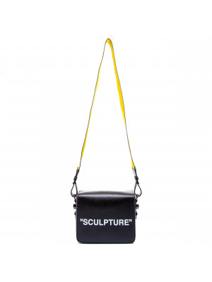 Off White Off White sculpture flap bag