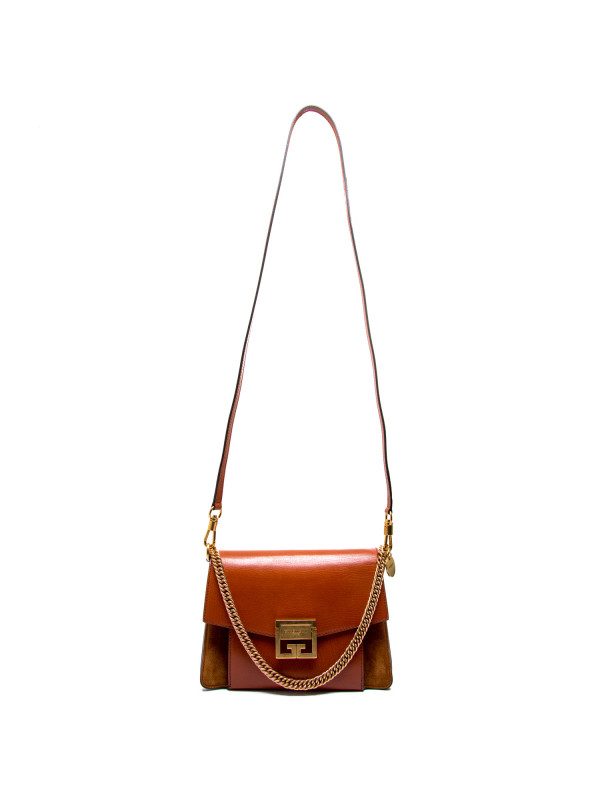 Givenchy gv3 small bag bruin