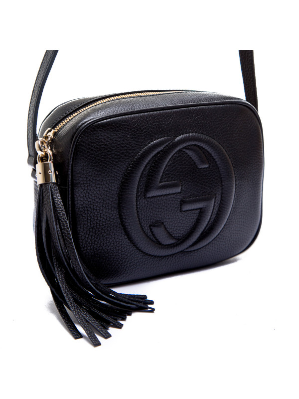 Gucci handbag soho cellarius zwart