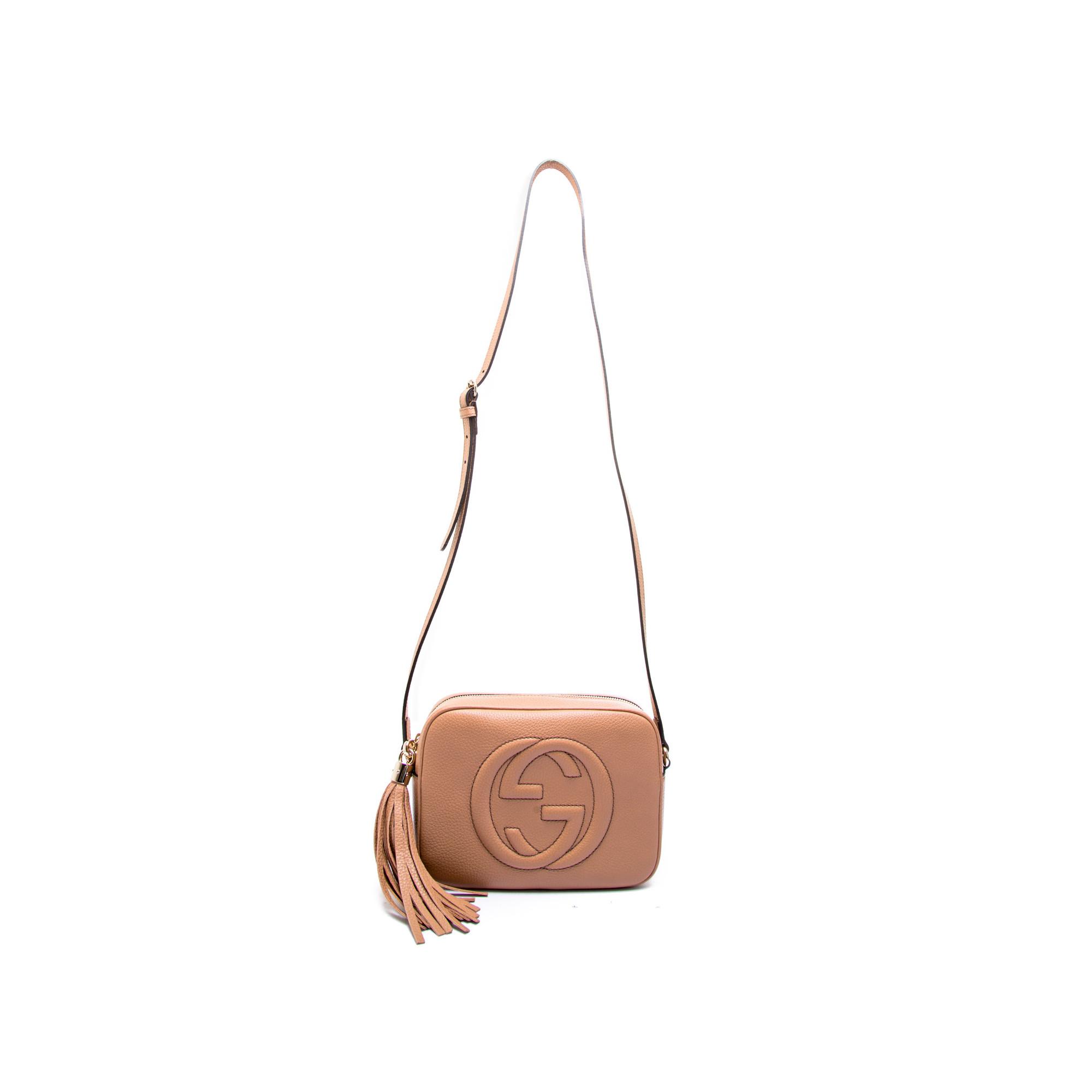 388ebd37a74c Gucci handbag soho cellarius camel308364 / a7m0g / 2754 ss19