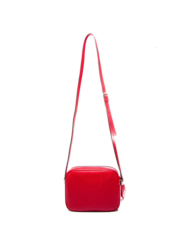 Gucci handbag soho cellarius rood