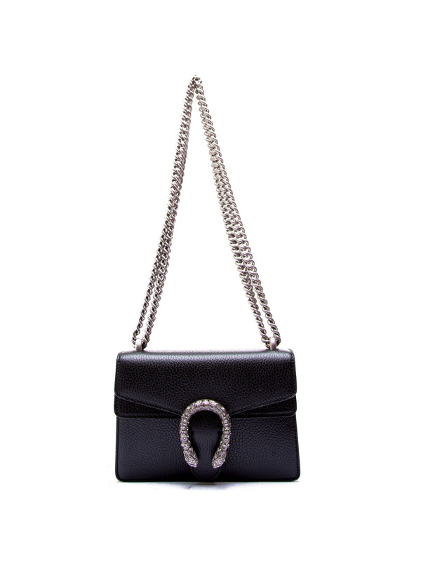 Gucci dionysus handbag zwart