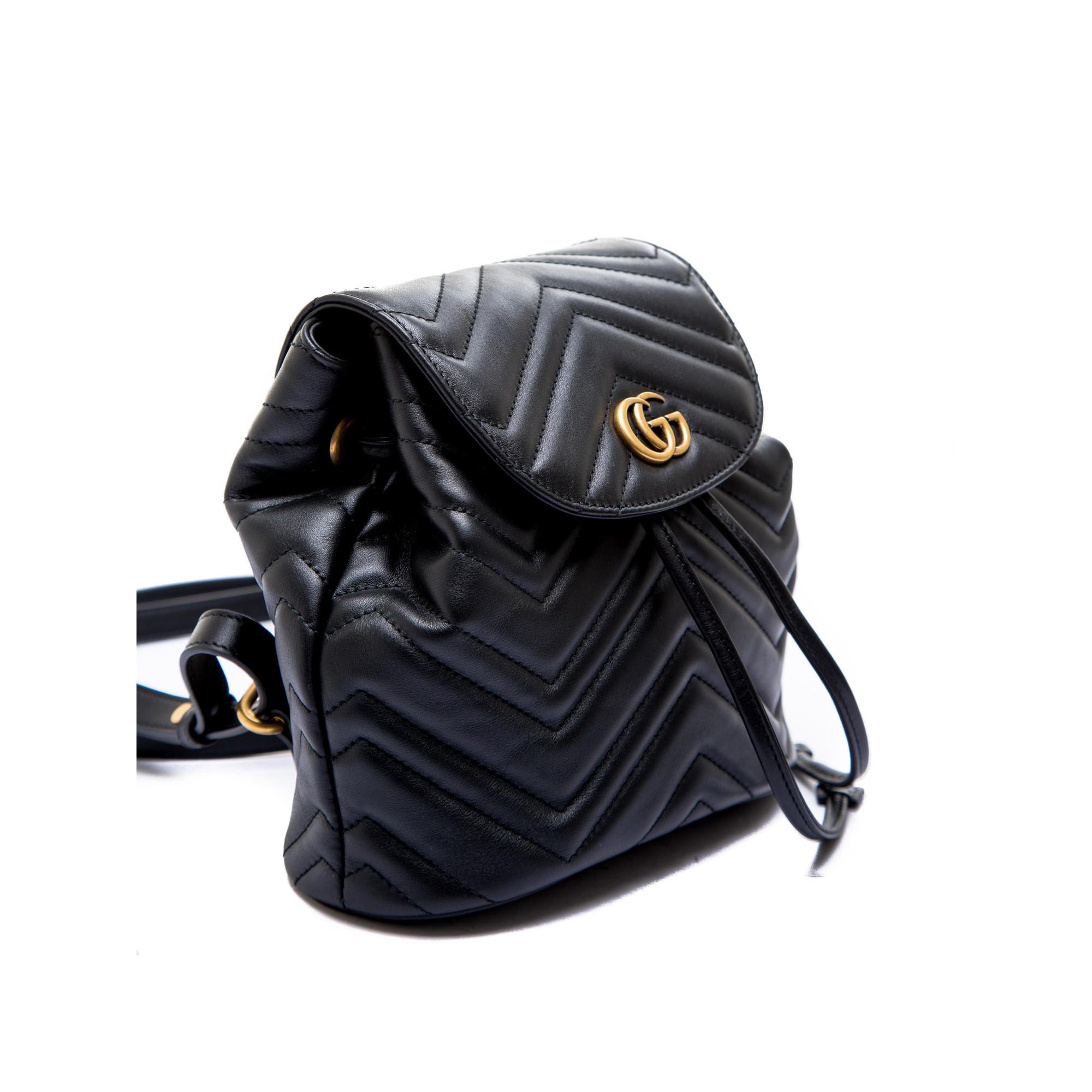 2859732c0dc ... Gucci backpack gg marmont black Gucci backpack gg marmont black -  www.derodeloper.com