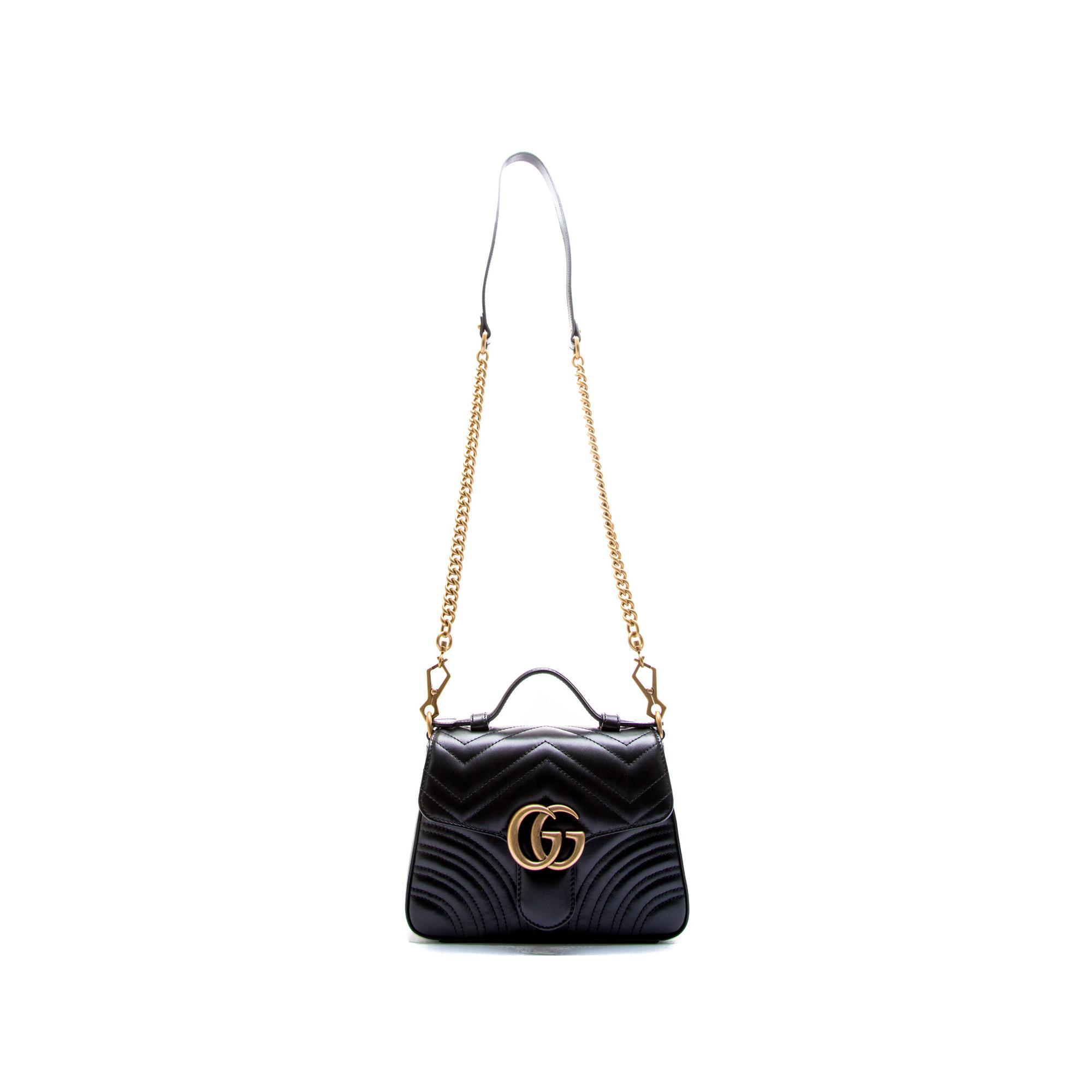 0e971e70058 Gucci handbag gg marmont black547260   dtdit   1000
