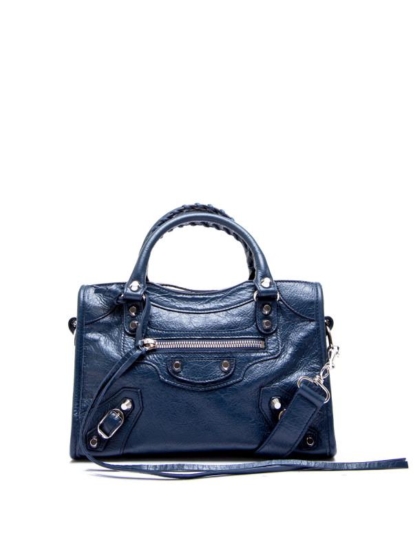 Balenciaga handb detach parts blauw