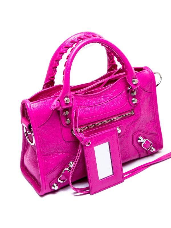 Balenciaga handb detach parts roze