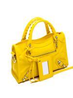 Balenciaga handb detach parts geel