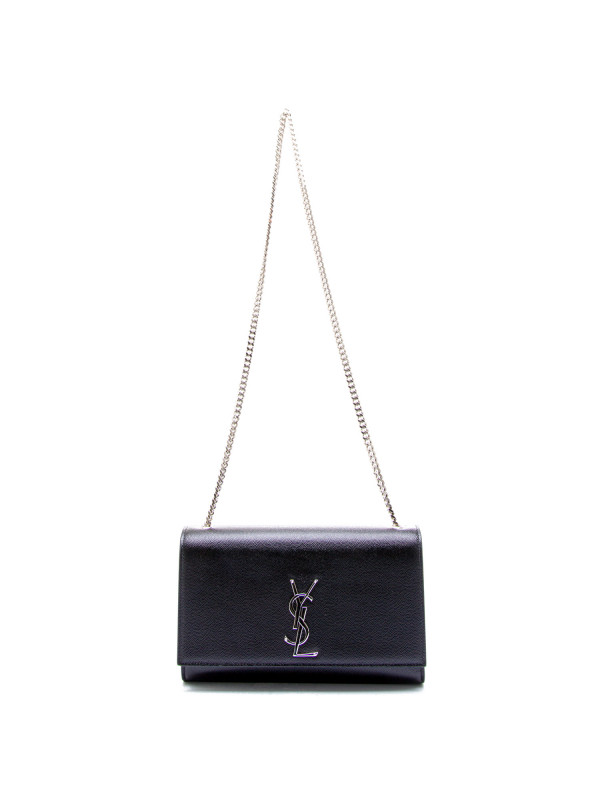 Saint Laurent ysl bag monogramme sl zwart