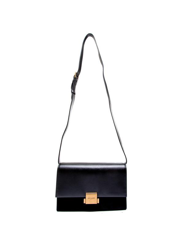 a0c017f83bec Saint Laurent ysl bag bchasse l black Saint Laurent ysl bag bchasse l black  - www