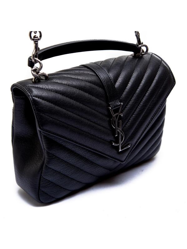 e10f95866966 Saint Laurent ysl bag mng coll.med black Saint Laurent ysl bag mng coll.