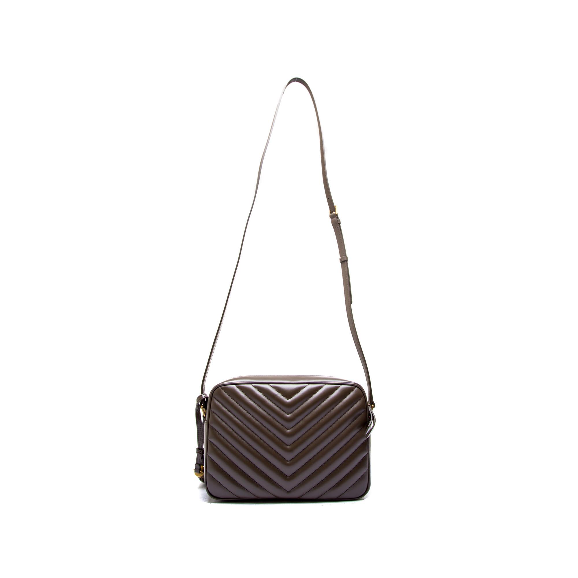 Saint Laurent ysl bag lou.satch with rem brown Saint Laurent ysl bag lou. bfc9d415b10b9