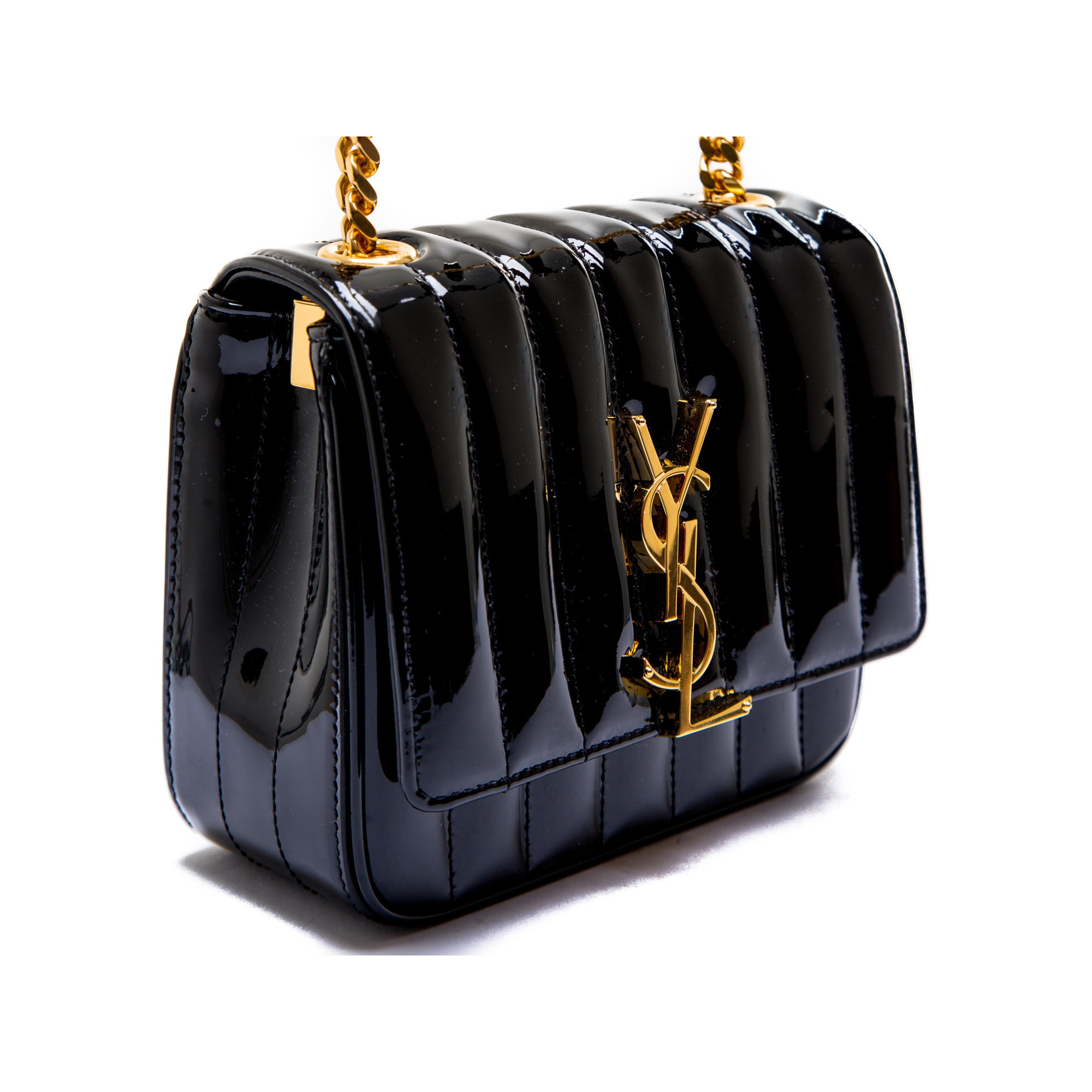 ... Saint Laurent ysl bag mng vicky s black Saint Laurent ysl bag mng vicky  s black 552adffa81139