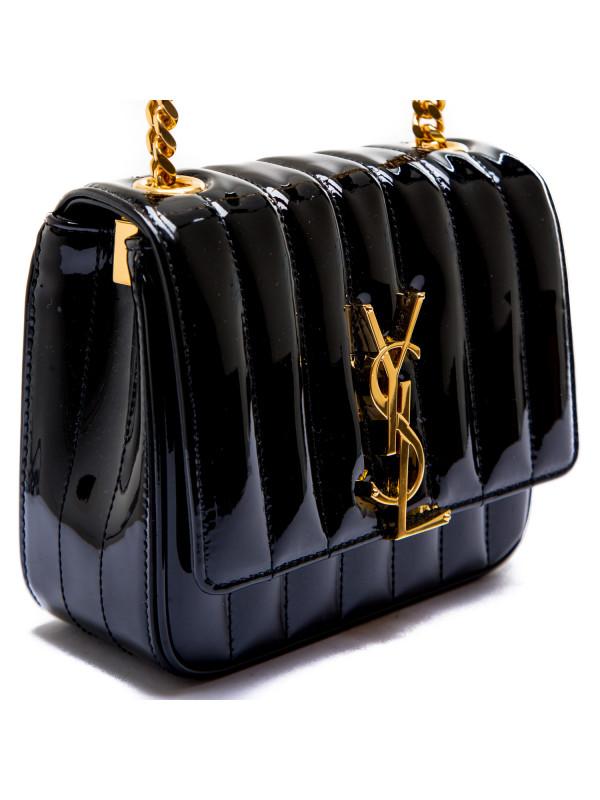 Saint Laurent ysl bag mng vicky s zwart