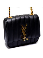Saint Laurent ysl bag mng vicky s zwart