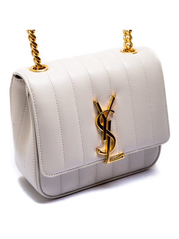 Saint Laurent ysl bag mng vicky s beige