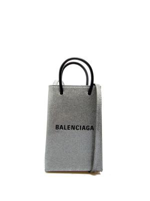 Balenciaga Balenciaga shop phone on strap