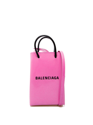 Balenciaga Balenciaga shop phone on strap
