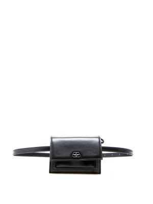 Balenciaga Balenciaga sharp belt bag xxs