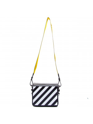 Off White Off White diag flap bag