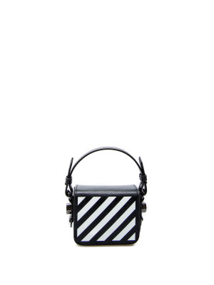 Off White Off White diag baby flap bag