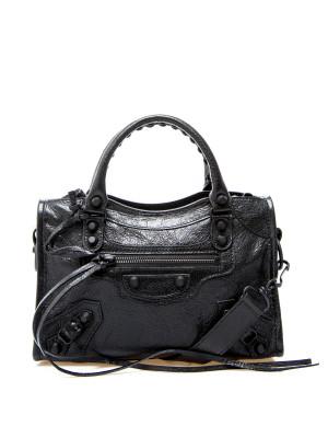 Balenciaga handbag arena lamb