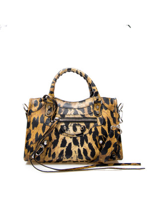 Balenciaga Balenciaga handbag leo printed