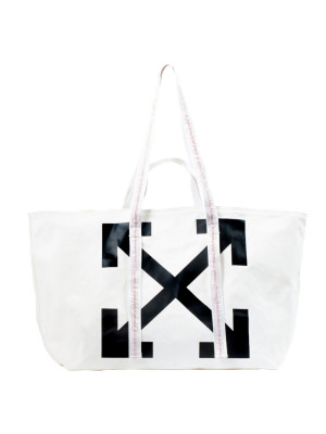 Off White Off White wrinkled comm tote