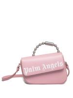 Palm Angels  crash bag roze