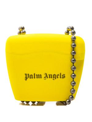 Palm Angels  Palm Angels  flock mini padlock