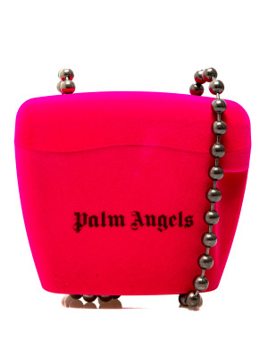 Palm Angels  Palm Angels palm angels flock mini padlock