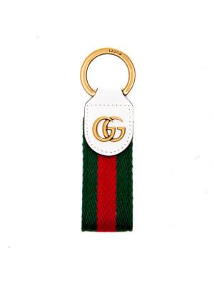 Gucci Gucci key chain trapuntata