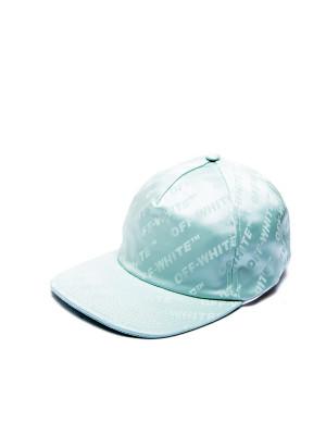 Off White Off White logo baseball cap