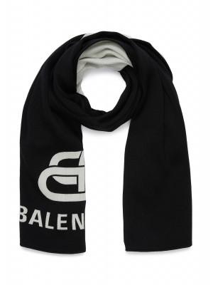 Balenciaga Balenciaga blanket scarf 90x18