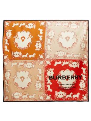 Burberry Burberry  carriage print