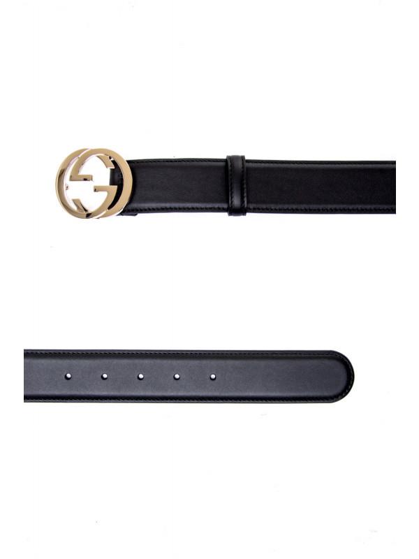 Gucci woman belt w.37 zwart