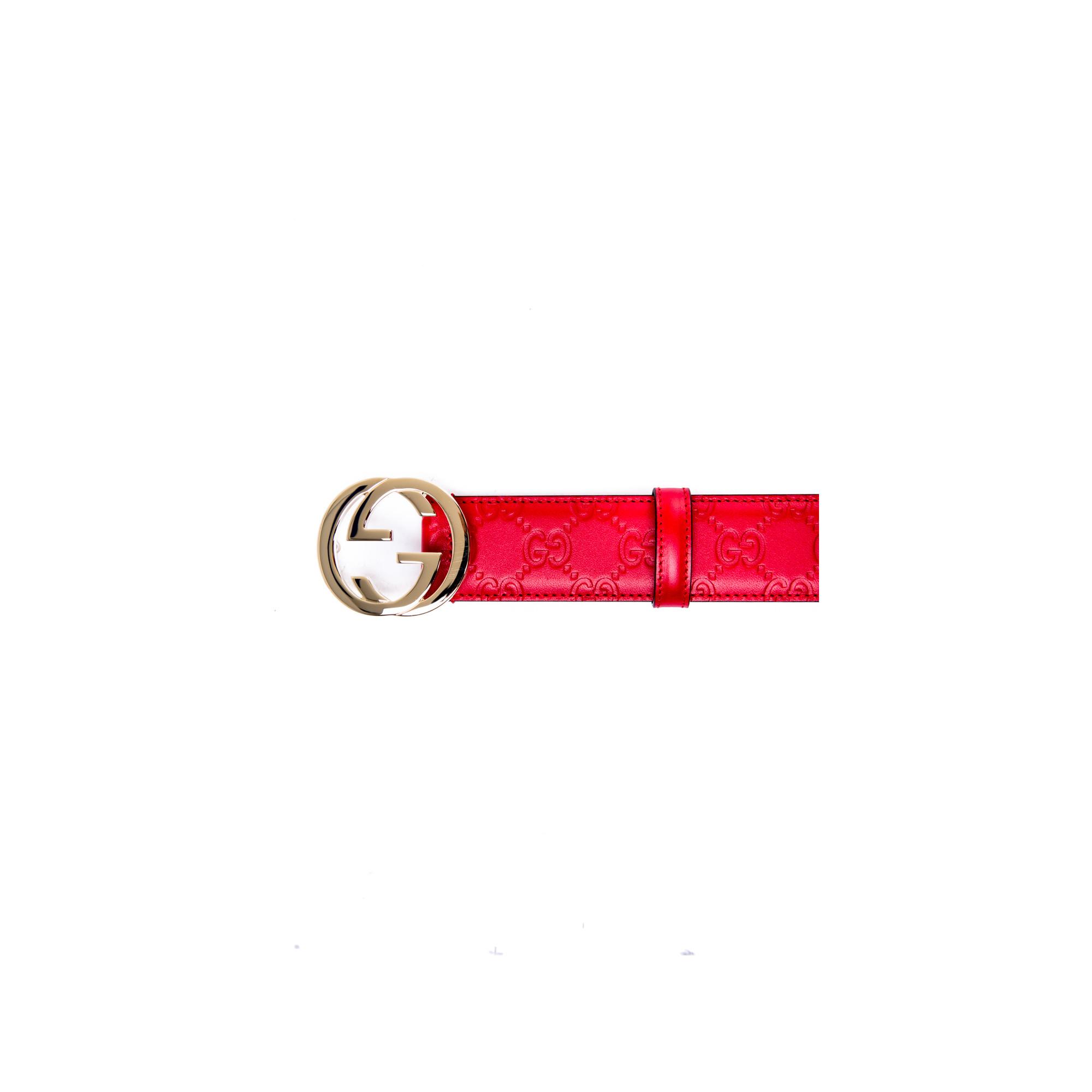 f0ad8400b69 ... Gucci woman belt w.37 red Gucci woman belt w.37 red - www ...