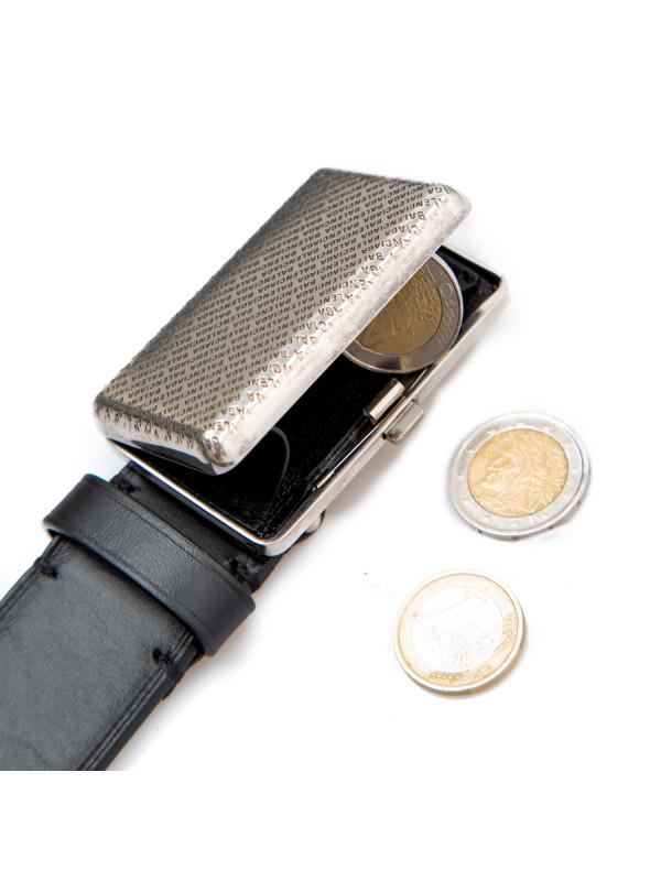 Balenciaga belt zwart