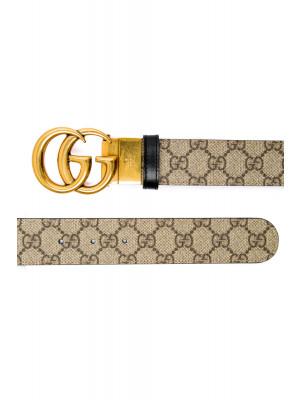 Gucci Gucci w belt reversible w.37