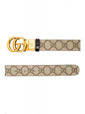 Gucci Gucci w belt reversible w.30