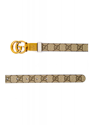 Gucci w belt reversible w.20