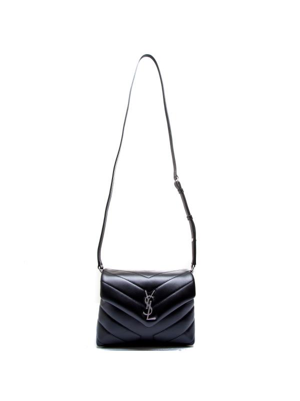 Saint Laurent ysl pouch monogramme zwart