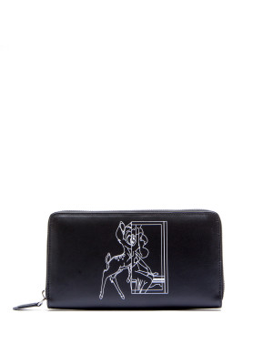 Givenchy  Iconicprint Zip WLT